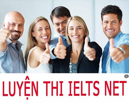Luyenthiielts.net là người bạn đồng hành cùng hành trình chinh phục kì thi IELTS của bạn